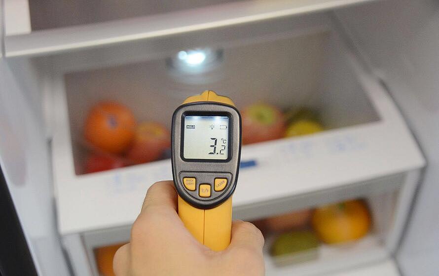 澳柯玛冰箱温度怎么调节