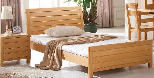 榉木床价格 榉木床选购要点