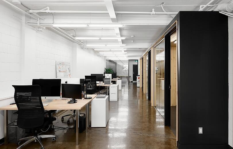 办公室装修设计效果图赏析
