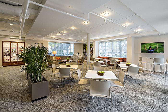 食品公司办公室装修设计效果图案例_装修案例欣赏-网