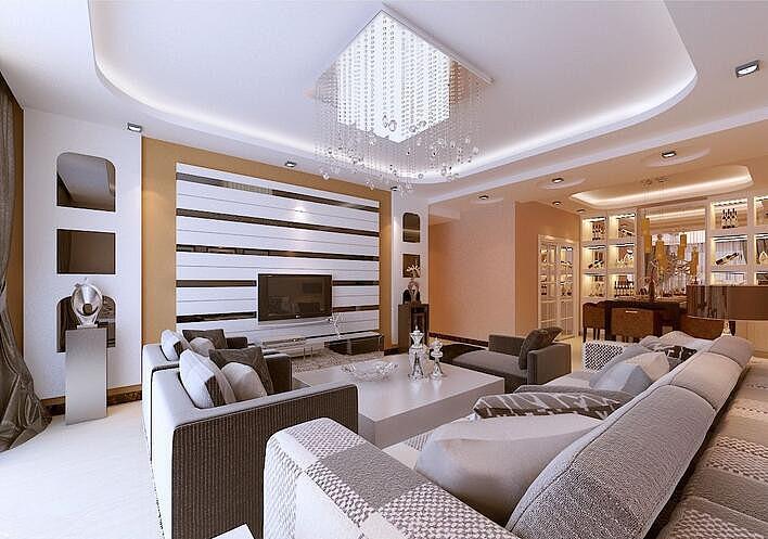 80平米装修价格预算是多少 80平米两室一厅半包预算清单