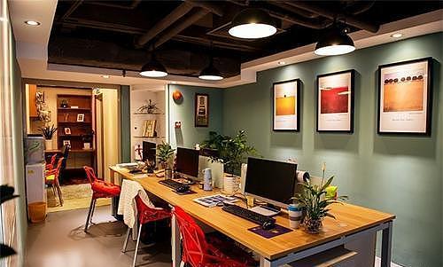 高端办公室装修窍门 谁都喜欢这样的工作环境