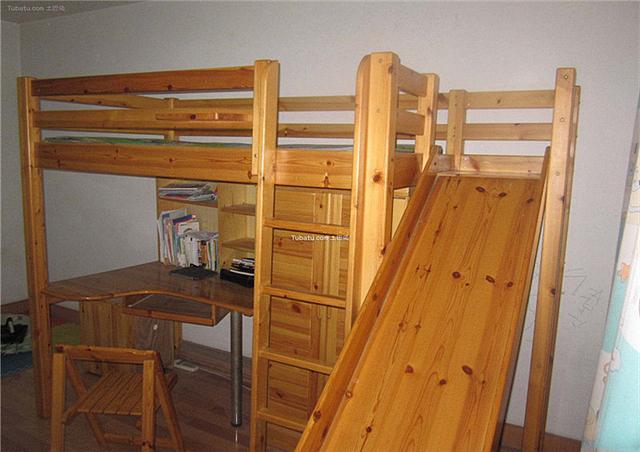 带滑梯的儿童床好吗 儿童床带滑梯价格是多少