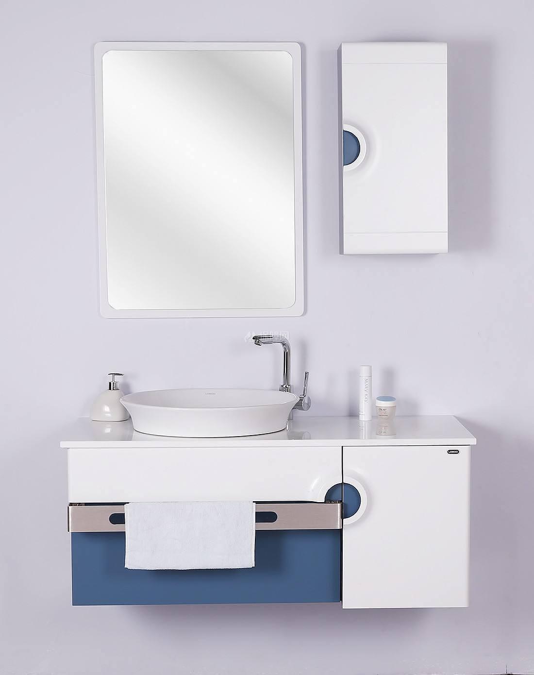 洗手盆柜组合安装步骤