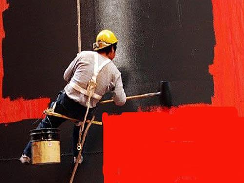 油漆施工常见问题 手刷还是喷漆好