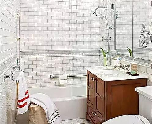 六个卫浴间装修技巧 让卫浴间充满诱惑力!