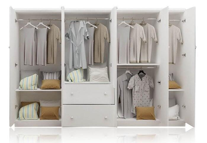 组合衣柜安装与拆卸方法