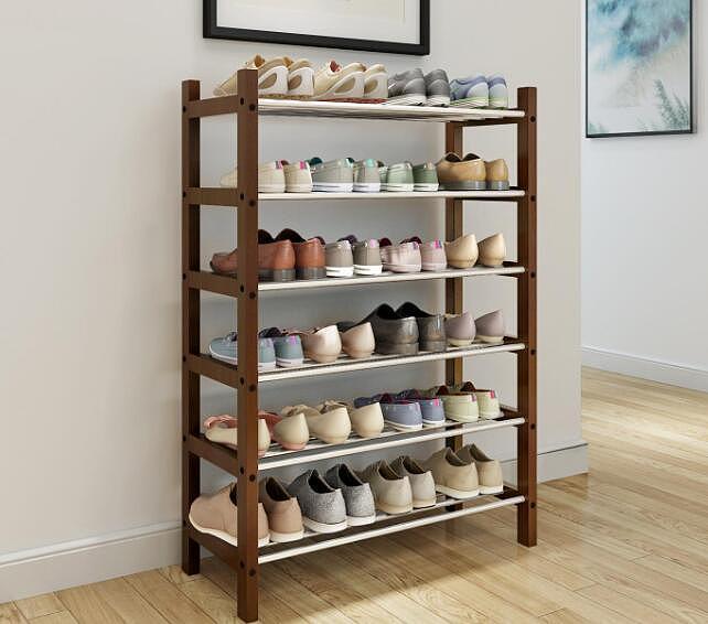 简易鞋架怎么组装