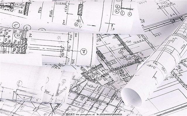 建筑图纸怎么看 学会这些轻松看懂建筑图纸