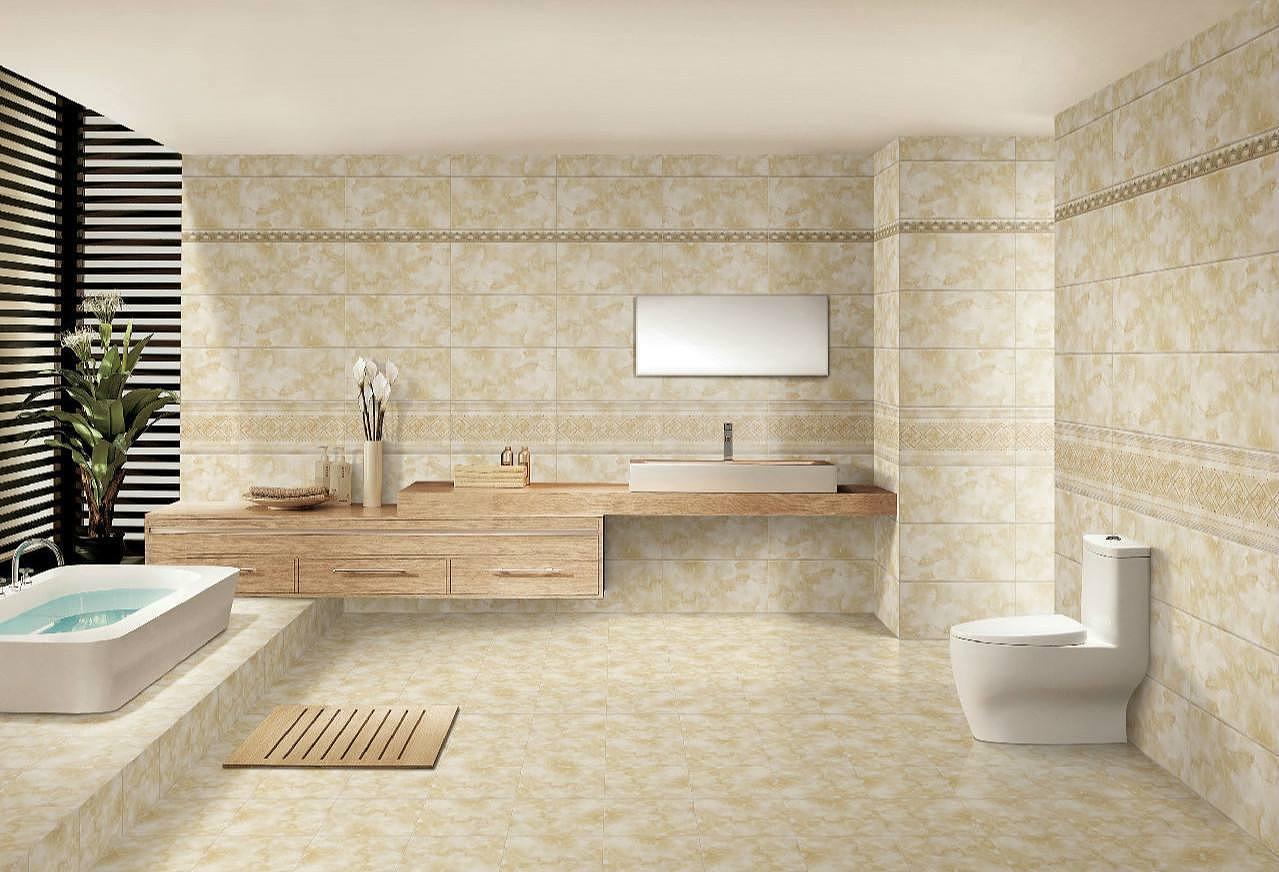 卫生间瓷砖怎么看好坏