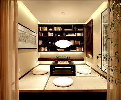 中式风格榻榻米装修设计