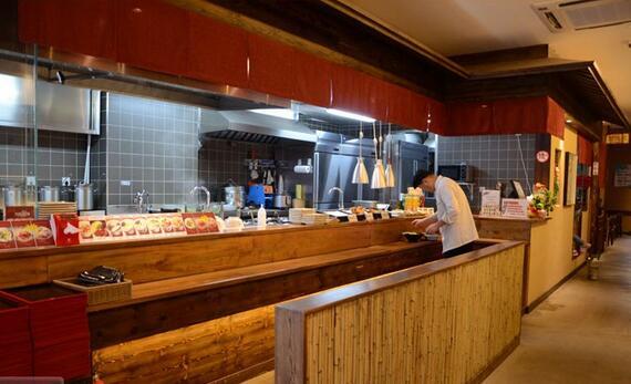 面馆厨房装修设计方法及装修设计效果图案例