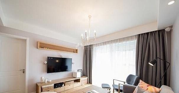 95平方日式风格 温馨舒适80后婚房装修