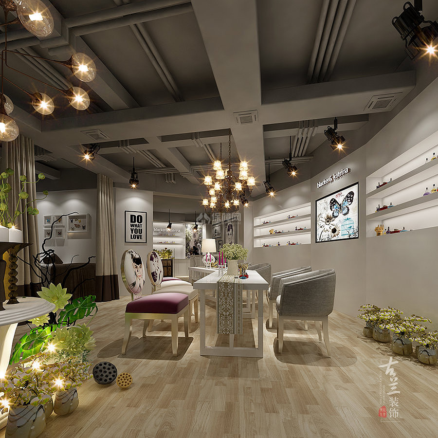 成都服装店设计室内设计软件哪个好用吗图片