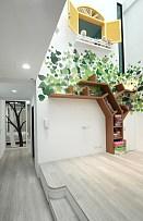 91平清新简约室内装修设计
