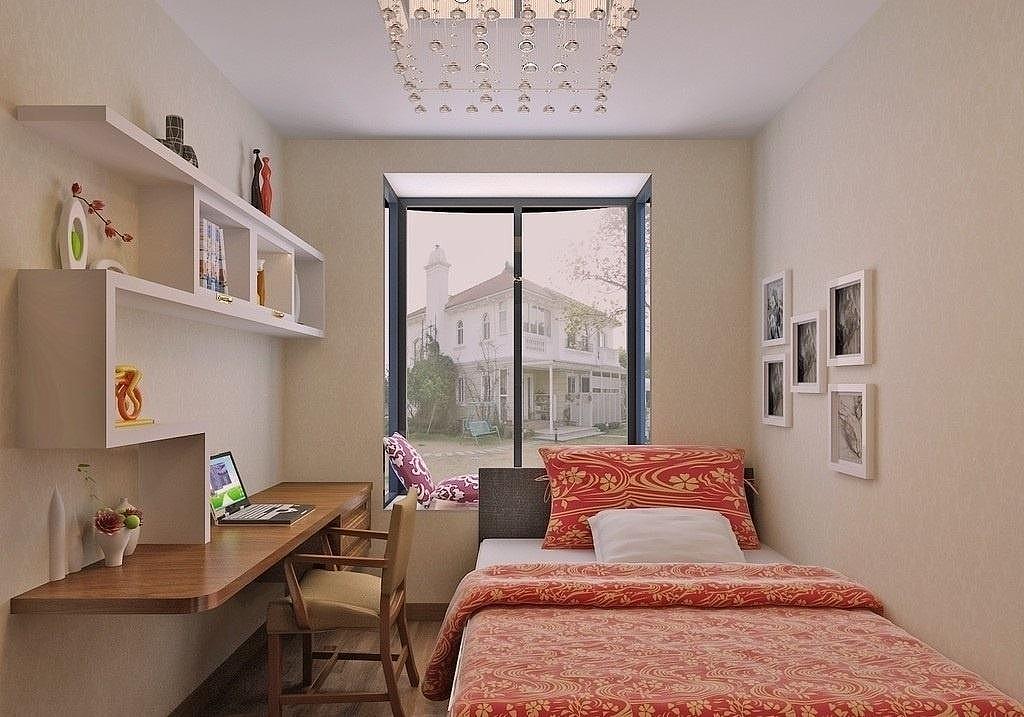 小房间怎么装修充分利用空间图片