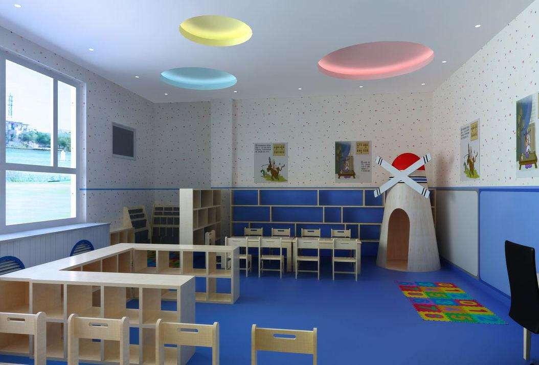 幼儿园装修预算