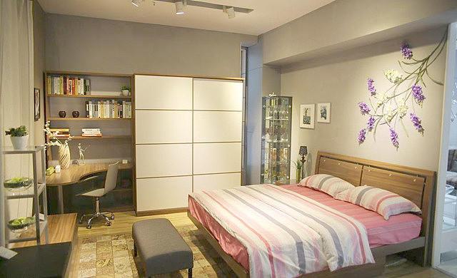 卧室应该装修才感觉温馨呢?