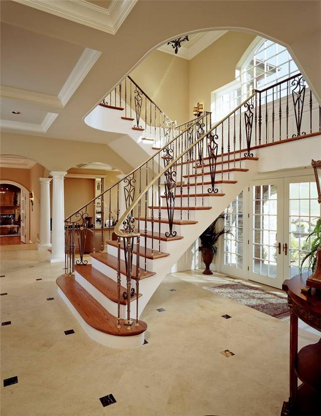 别墅楼梯装修价格