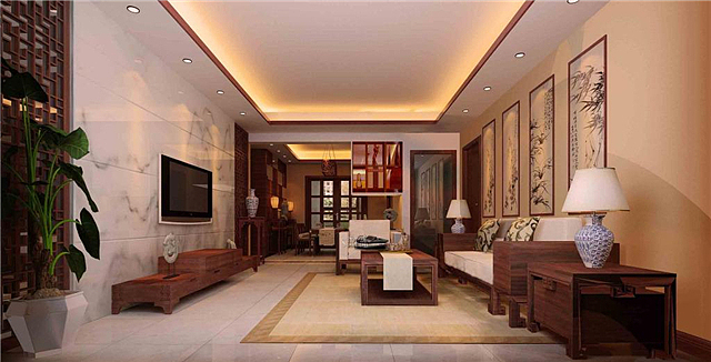 中式客厅装修 中式客厅装修设计