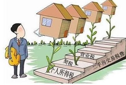 一手房交易税费怎么算 购新房者必看