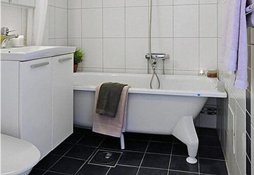 三角形卫生间装修设计 三角形卫生间装修效果图