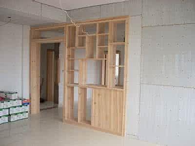 家庭木工装修流程及注意事项