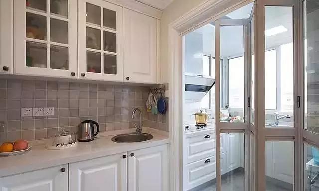 真是没想到 厨房还可以这样装修!