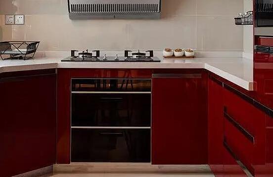 厨房设计颜值高 做饭都带劲儿!