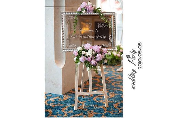 【图】婚礼指示牌设计 婚礼指示牌内容