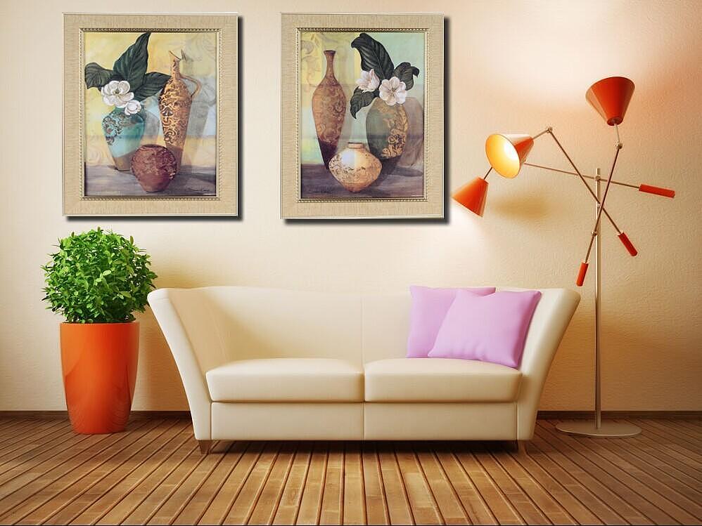 客厅壁画装饰画图片