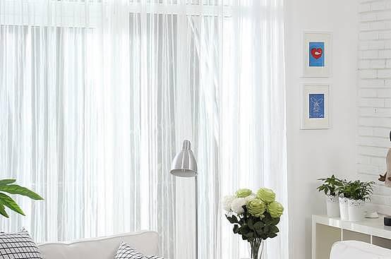 精品窗帘搭配与效果图展示 窗帘也能这么美
