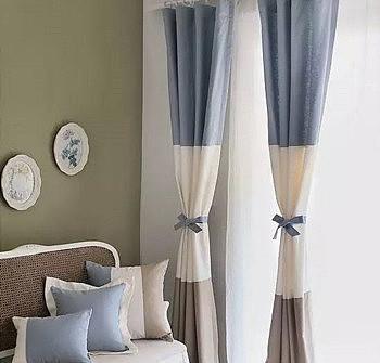 6个窗帘搭配案例 搭出属于你的完美窗帘