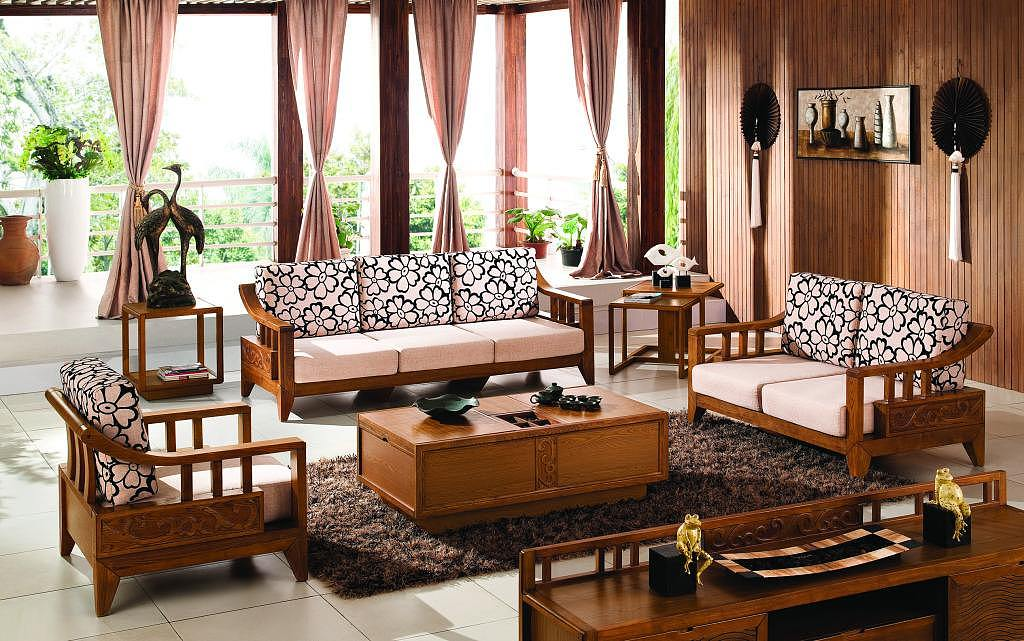实木沙发什么木材好 这4种木材值得看看