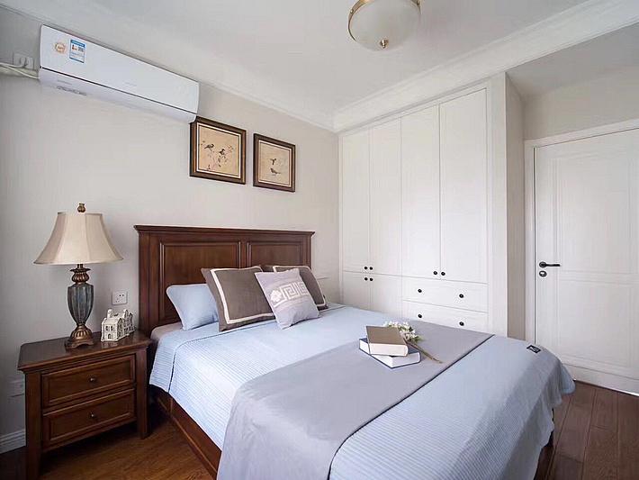 背景墙 房间 家居 设计 卧室 卧室装修 现代 装修 710_533