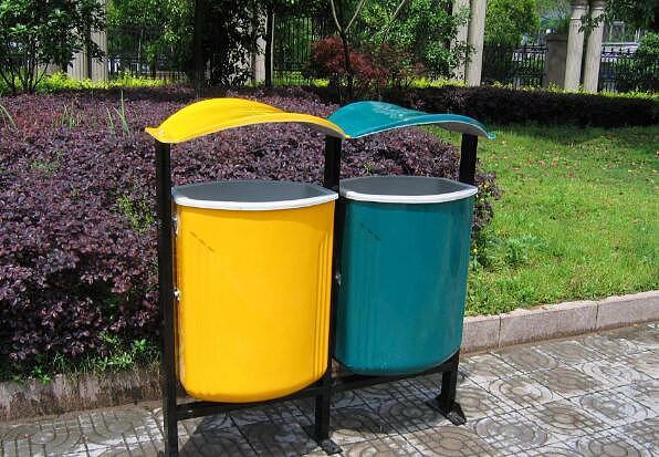 玻璃钢垃圾桶厂家 玻璃钢垃圾桶价格