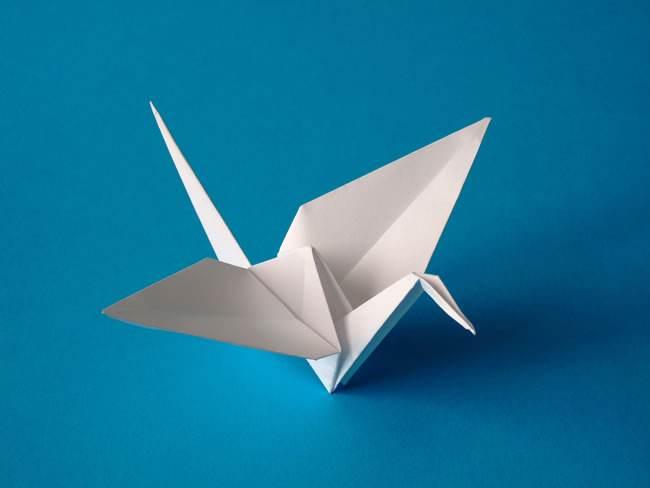 家居diy:千纸鹤怎么折 不同颜色千纸鹤的寓意