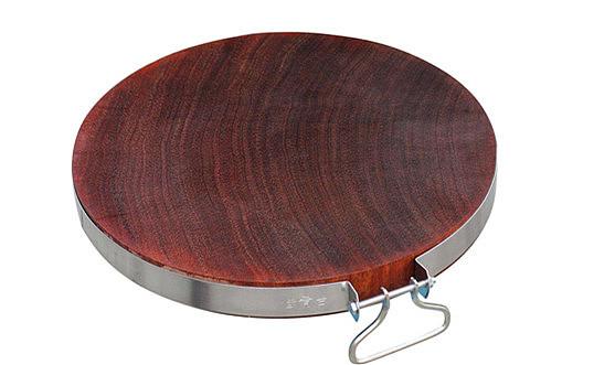 铁木砧板开裂怎么办 铁木砧板怎么保养