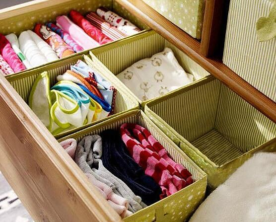 如何收纳衣服 衣服收纳小技巧