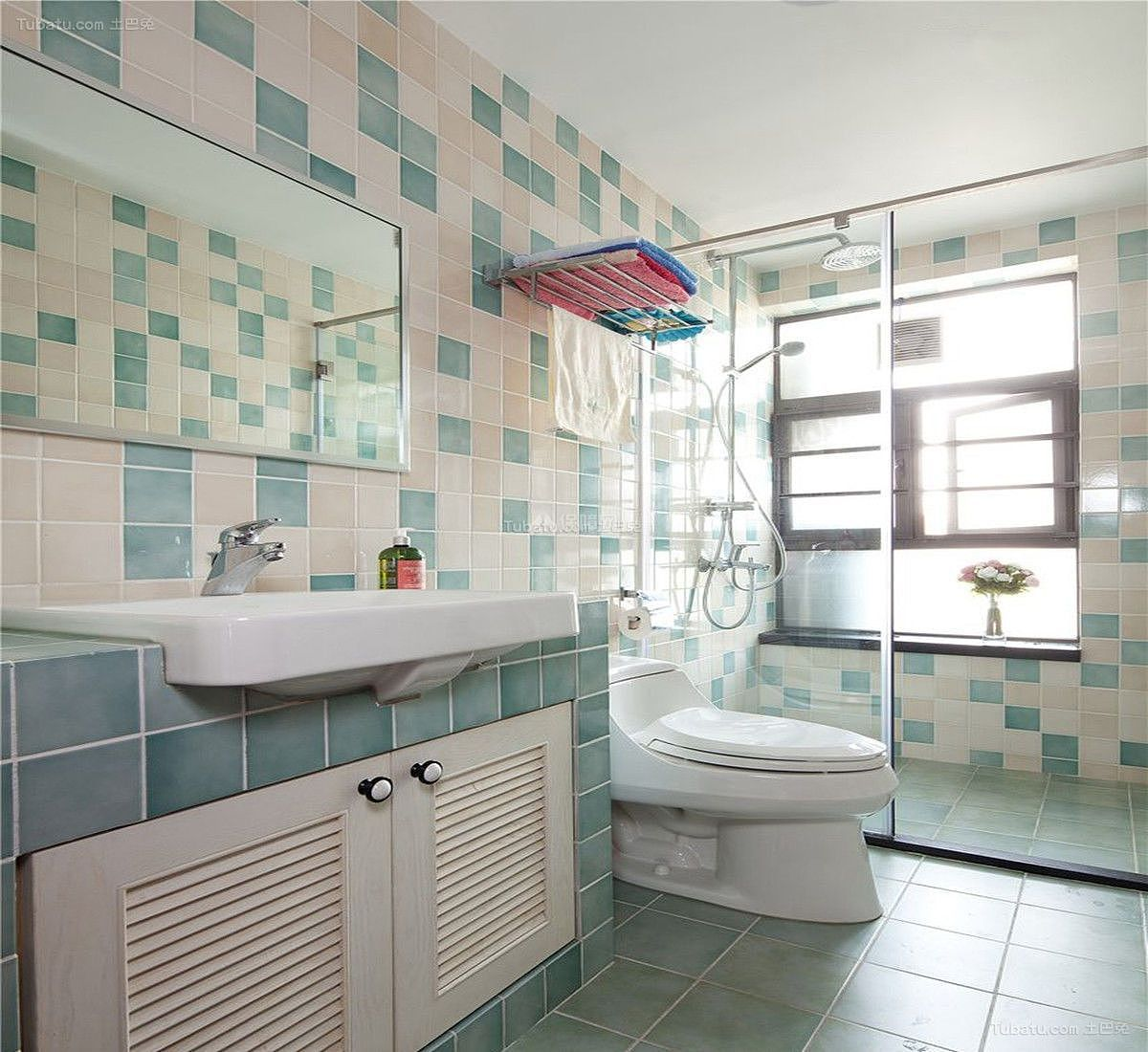 卫生间瓷砖颜色怎么选
