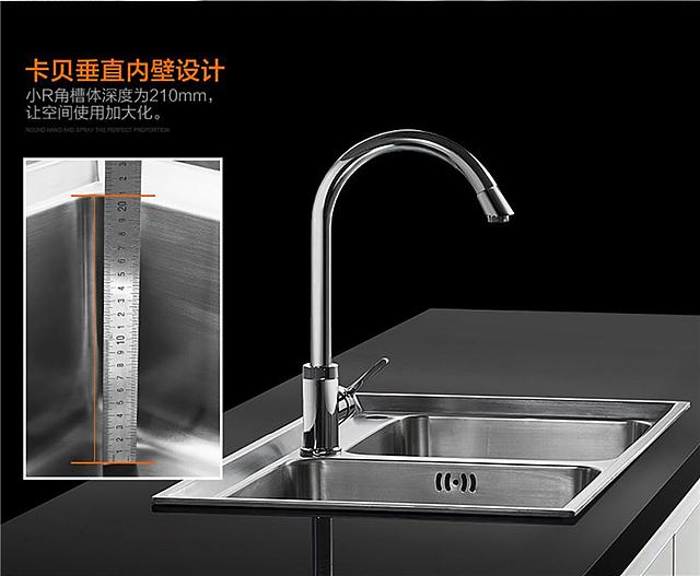 卡贝水槽质量怎么样 卡贝水槽品牌介绍