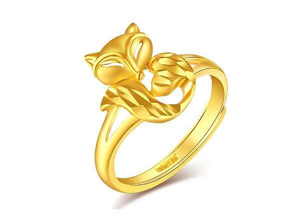 【图】黄金戒指品牌 黄金戒指价格