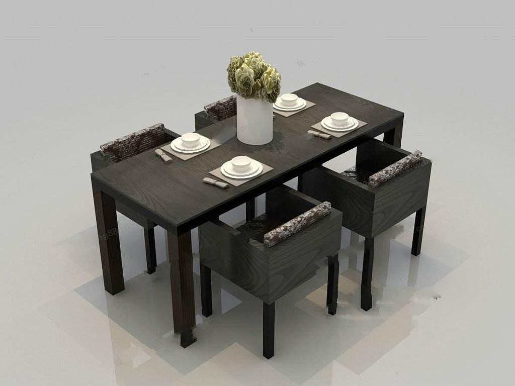 四人餐桌尺寸一般是多少