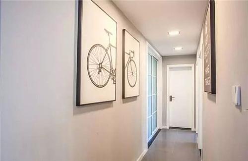 家居过道设计鉴赏 不同风格、场景皆有
