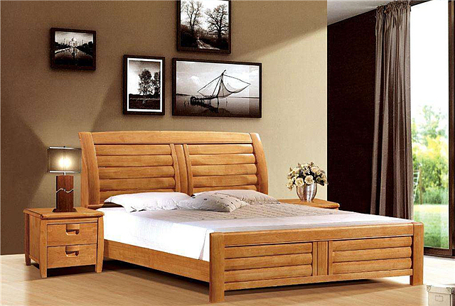 橡胶木床好吗 橡胶木床有何优缺点