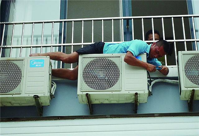 空调外机怎么清洗 空调外机多久洗一次