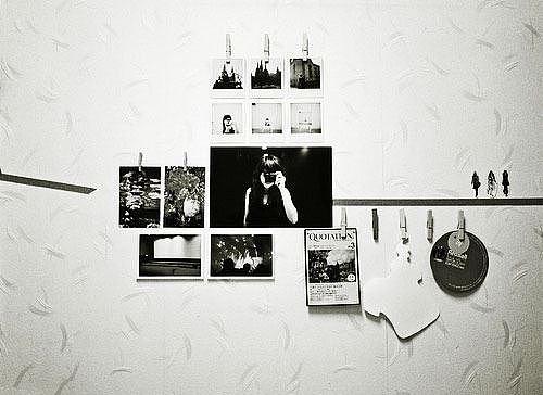 7种照片装饰墙面的攻略 照片墙设计技巧