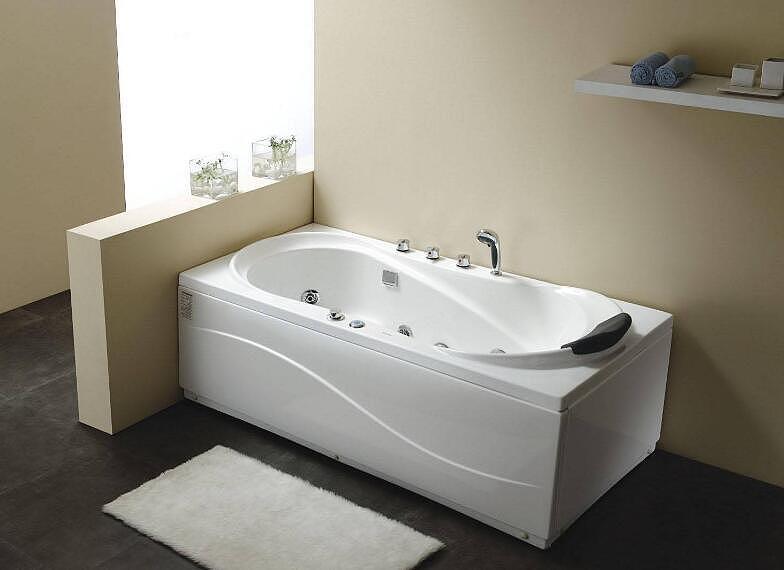 如何清理浴缸