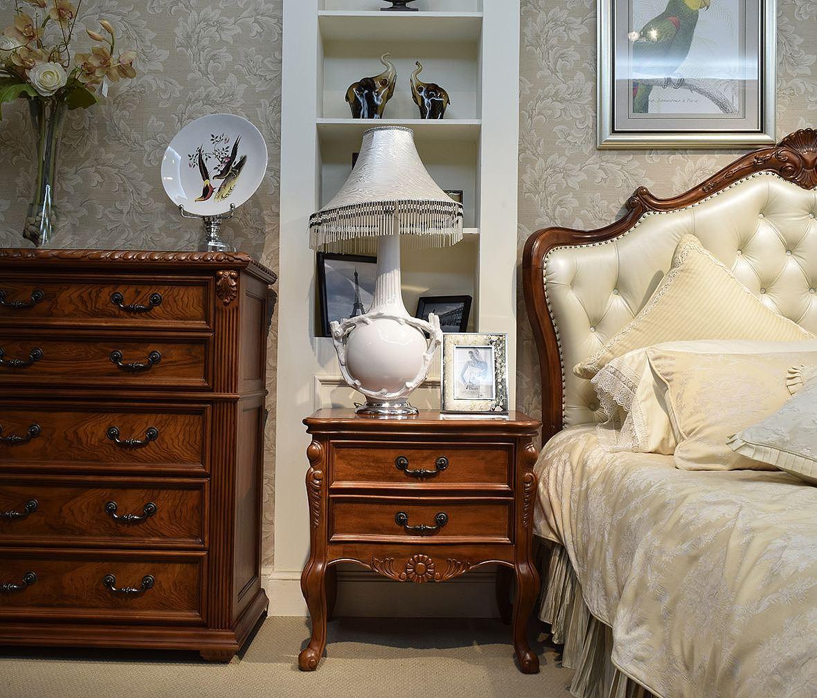 美式床头柜尺寸一般多大