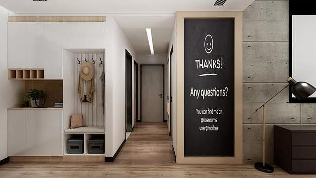 新房装修这7种玄关设计方法 让眼前一亮!